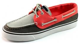 Sperry bootschoenen Bahama Grijs SPE01