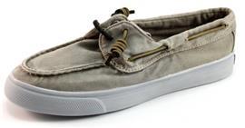 Sperry bootschoenen Bahama washed Grijs SPE08