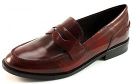 SPM dames loafers Rood SPM07