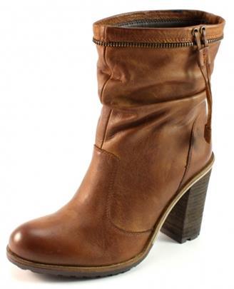 SPM korte laarzen Vacheron Bruin SPM12