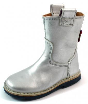 Koel4Kids keesje laarzen online glitter Zilver KOE76