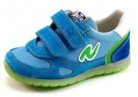 Naturino sneakers Stan velcro Licht blauw NAT10