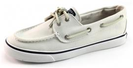 Sperry Bahama white bootschoenen Wit SPE07