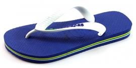 Havaianas slippers Brasil Logo Blauw HAV57