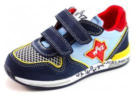 Naturino Novak klittenbandschoenen Blauw NAT14