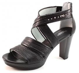 Nero Giardini 5523D sandalen Zwart NER40