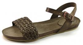 Fred de la Bretoniere 304038 sandalen Taupe FRE05