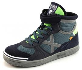 Munich 15736 sneaker Blauw MUN27