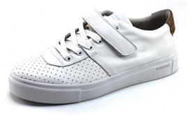 Blackstone NL60 sneaker Wit BLA17