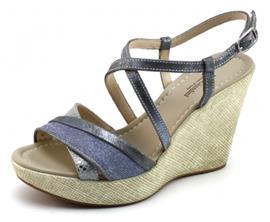 Nero Giardini 17622 sandaal sleehak Jeans NER62