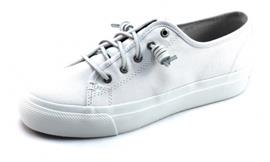 Sperry Sky Sail Canvas Wit SPE16