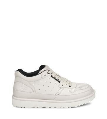 UGG Highland Sneaker voor Heren in White, maat 39.5 | Leder