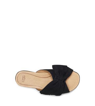 UGG Ruette Slide Sandalen voor Dames in Pop Coral, maat 36 | Synthetisch