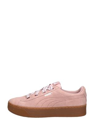 Puma - Platform Ribbon Gold