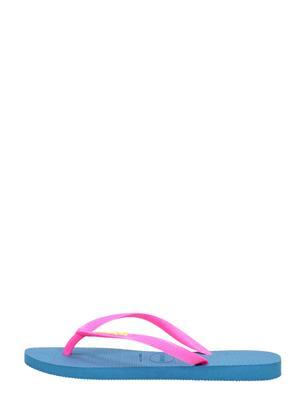 Havaianas - Hav. Slim Logo Fuchsia
