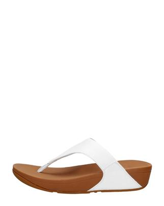 Fitflop - Lulu Tm Leather Toe Post