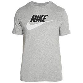 Grijze Tee Brand Mark - heren Nike