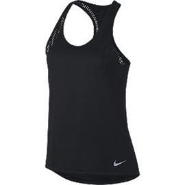 Zwarte NK Run Tank - dames Nike