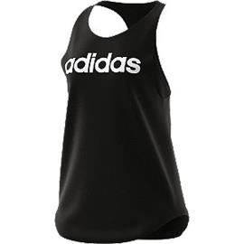 Zwarte Lin Loose Tank - dames adidas