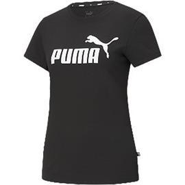 Zwarte Ess Logo Tee - dames Puma