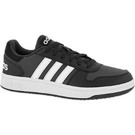 Zwarte Hoops 2.0 adidas
