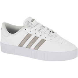 Witte Court Bold adidas