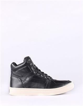 Sneaker - -V-Is-For-Diesel-S-Spaark-Mid-Sn-Black-