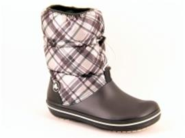 Crocs Crocband Winter Boot Plaid