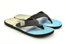 Reef R2076WHS REEF HT PRINTS WHITE/SAND