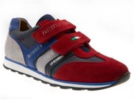 Pantofola d'Oro Lucca Velcro JR