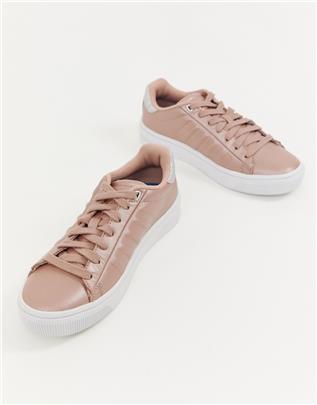 K Swiss - Court frasco - Sneakers in roze met wit