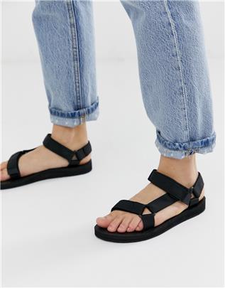 Teva - Original Universal - Sandalen in zwart