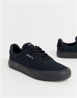 adidas Originals - 3MC - Sneakers in zwart