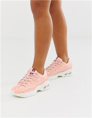 Skechers - Energy - Sneakers in roze