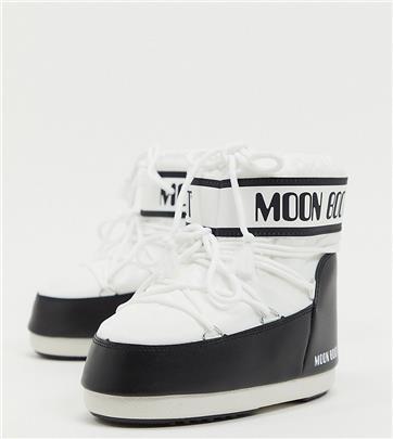 Moon Boot - Klassieke lage snowboots in wit