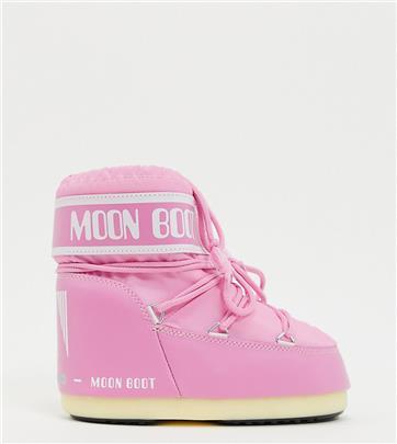 Moon Boot - Classic Low - Sneeuwlaarzen in roze