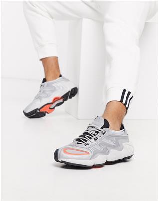 adidas Originals - FYW S-97 - Sneakers in zilver