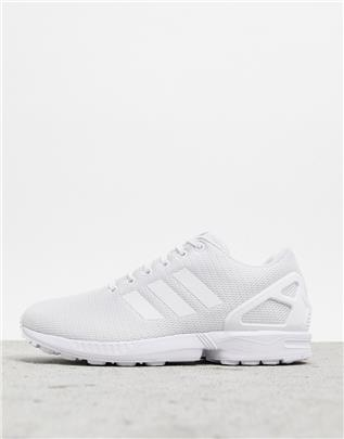 adidas Originals - ZX Flux - Sneakers in wit