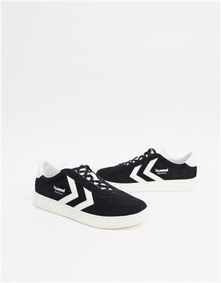 Hummel - Super Trim OG - Sneakers-Zwart