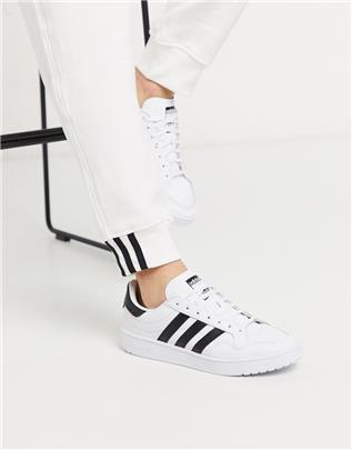 adidas Originals - Moderne 80 sneakers in wit