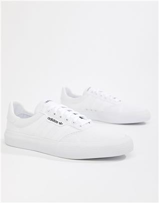 adidas Originals - 3mc - Sneakers in wit