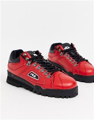 Fila - Trailblazer - Wandelsneakers-Rood