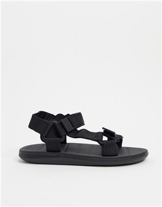 Rider - Energy - Sandalen met dikke zool in zwart