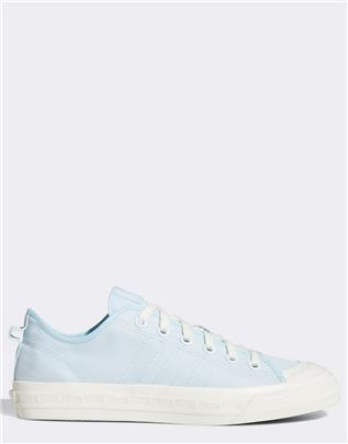adidas Originals - Nizza - Lage sneakers in blauw