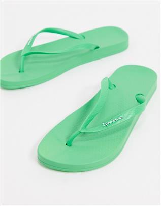 Ipanema - Anatomic - Teenslippers in groen