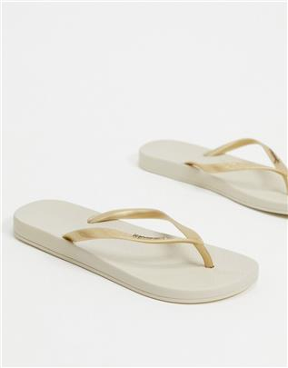 Ipanema - Anatomica - Teenslippers in goud