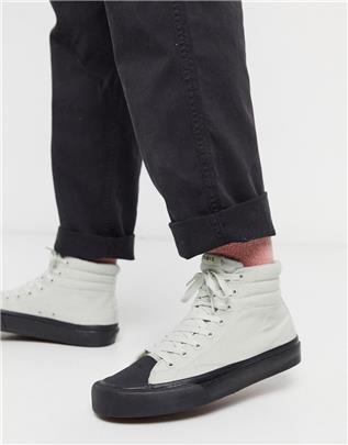 Straye Venice - Hoge sneakers-Wit