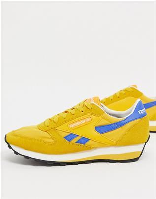Reebok Classic - AZ - Leren sneakers in goud