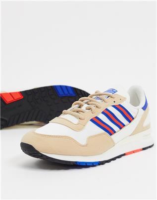 adidas Originals - Lowertree - Sneakers in beige-Neutraal