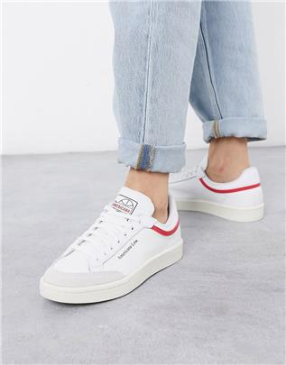 adidas Originals - Americana - Lage sneakers in wit